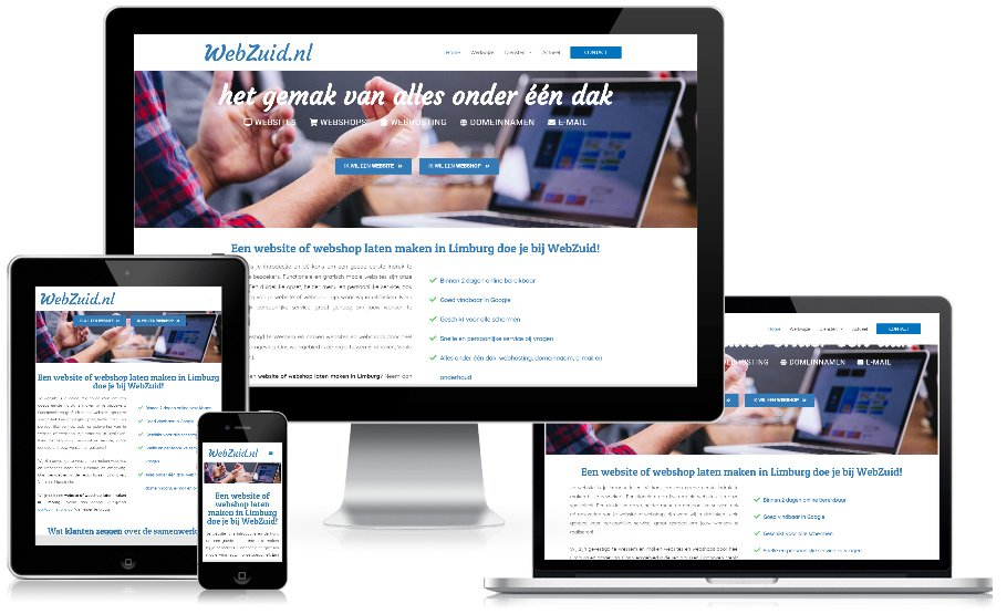 Website laten maken in Limburg